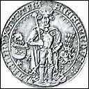 Tiroler Guldengroschen (Taler) 1486