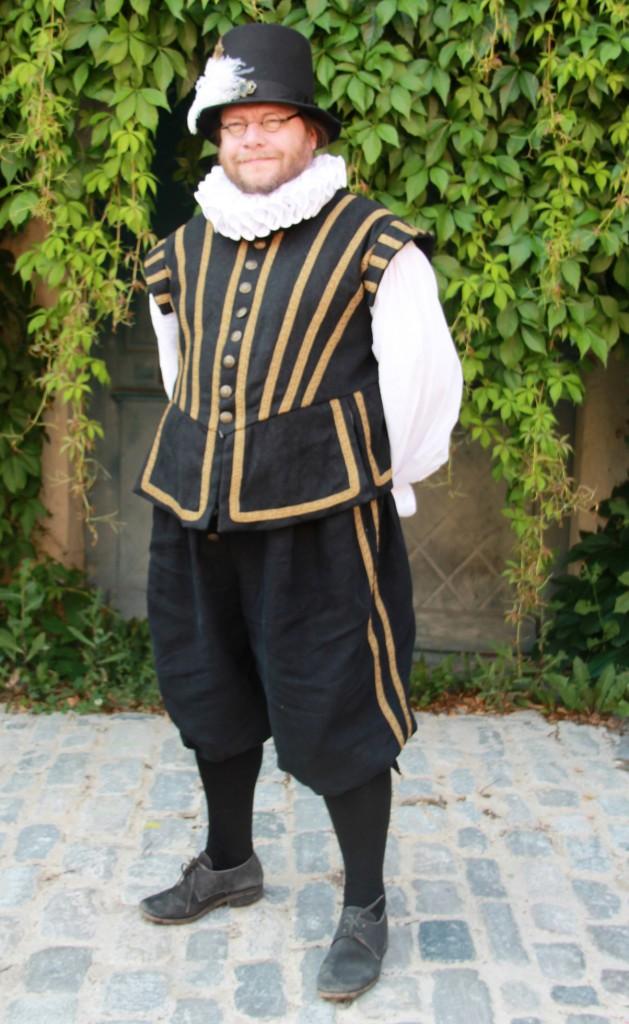 """Der Chef der """"Münzer von Rothenburg ob der Tauber"""": Jochen Ehnes"""